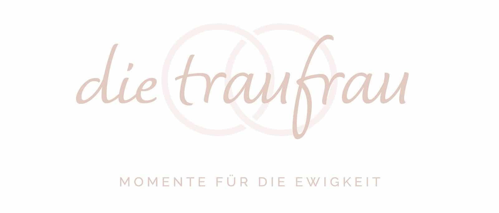 """Logo von """"Die Traufrau"""" - Momente für die Ewigkeit und freie Trauung"""