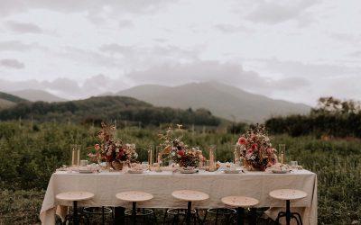 Nachhaltige Hochzeitsfloristik: Von Bio-Schnittblumen & saisonaler Schönheit